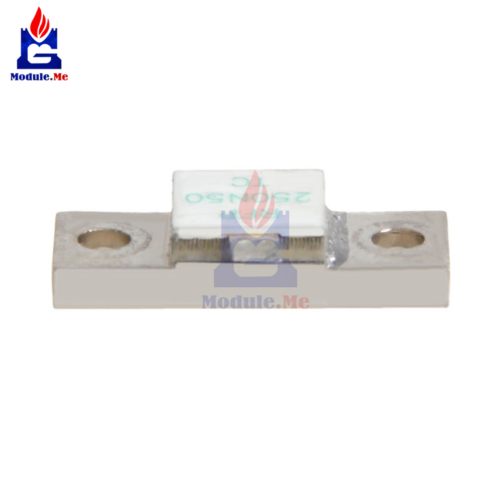 50ohms DC-3GHz RF Termination Microwave Resistor Dummy Load RFP 250N50 250W