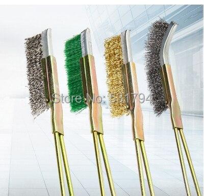 1 PIEZAS de Alta calidad. cepillo de alambre/artículos de limpieza