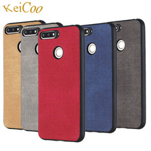 Jeans Texture Series Soft TPU Cases For HUAWEI Honor 7A 7C Pro 8A 8C Honor7A Honor8A Honor7C Honor8C Case Ultra-thin Cover