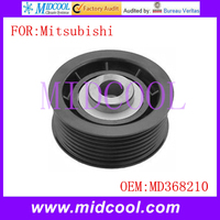 New Belt Tensioner Idler Pulley use OE No. MD368210 for Mitsubishi Pajero IV