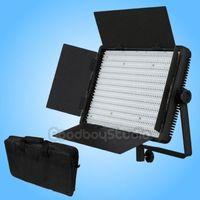 Pro cn 1200csa 3200 ~ 5600 К двойной led dimmer V Mount Видео Панель + сумка