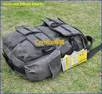 Walkabout doubleshoulder DSLR Camera Rucksack Backpack Laptop bag for 6D 1DX 1DX2 5D2 5D3 5D4 D5 D4 D4S D800 D810 D750 D500 D90