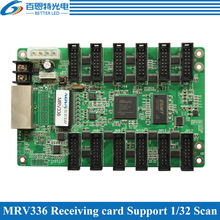 NOVASTAR MRV336 LED 表示受信カード、屋外と屋内フルカラー LED ビデオディスプレイ 1/32 スキャン