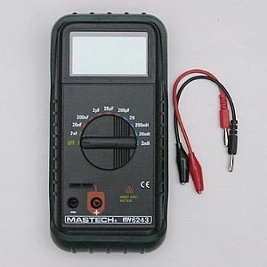 MASTECH MY6243 Digital C/L Inductance Capacitance Meter freeshipping lc100 s l c inductance standard inductance capacitance meter