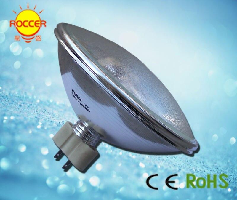 Light Bulbs Generous 1000w Par64 Halogen Lamp Cp61 Strengthening Waist And Sinews Lights & Lighting