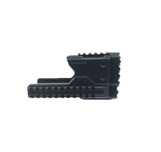 65MM for ML Water Gel Beads Vector Gen.2 3D Printing Tactical Attack Head for LH Vector Gen.2 Water Gel Beads Blaster - Black