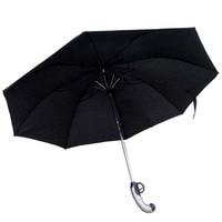 Classic Gun Folding Knife Style And Pistol Style Umbrella Personality Umbrella Gift