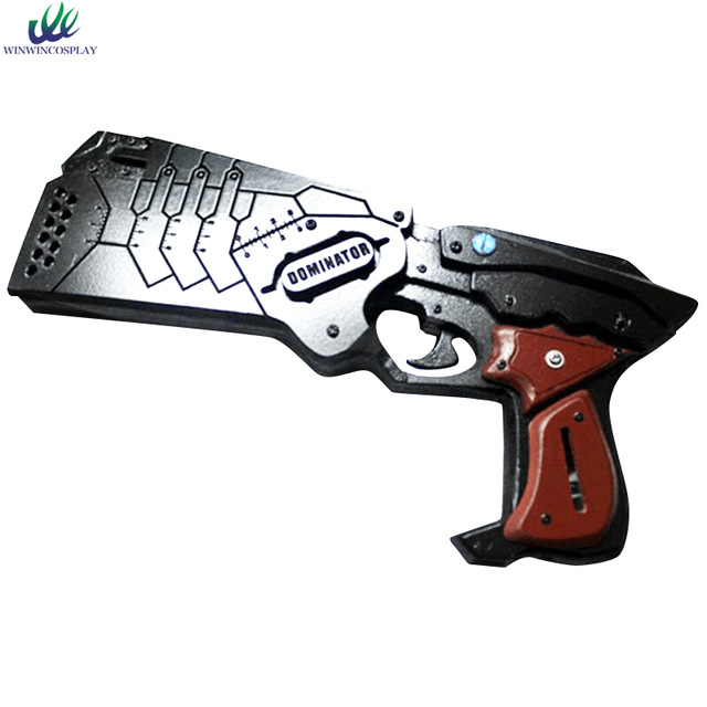 Anime Psycho Pass Dominator Black Cosplay Guns Weapon Props For