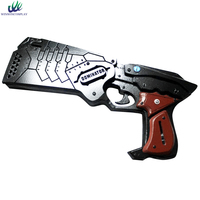 Anime Psycho Pass Dominator Black Cosplay Guns Weapon Props For Comic Party Halloween Cosplay
