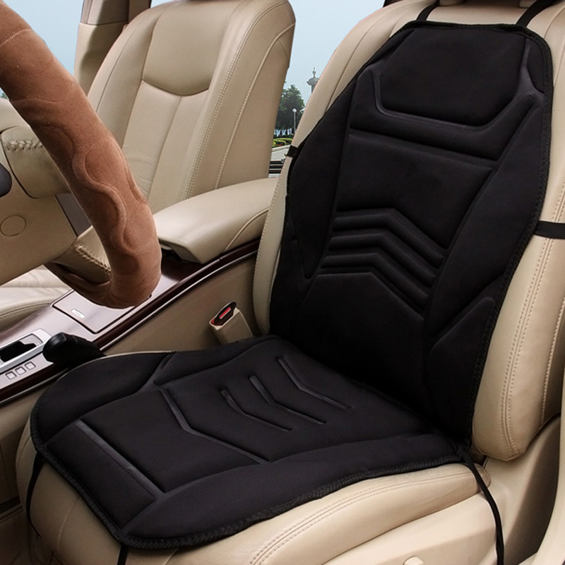 Car Massage Heated Cushion Seat Winter Electric Cover In Automobiles Covers From