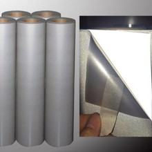 FREE SHIPPING 30cmx100cm Reflective Light Heat Transfer Vinyl by Heat Press Machine Cutting