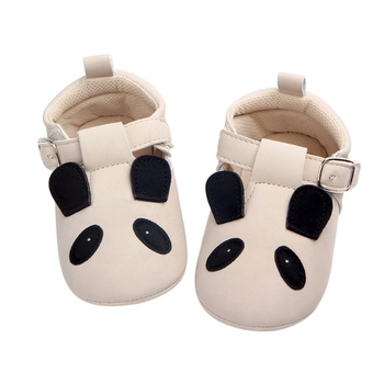 2019 Newborn Infant Toddler Moccasins Baby Boy Girls Shoes Panda Mouse Soft Sole Prewalkers First WalkerA
