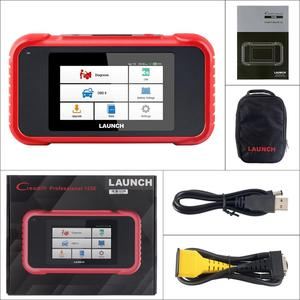Image 5 - LAUNCH X431 CRP123E OBD2 Code Reader For Engine Airbag SRS Transmission OBDII diagnostic tool x431 CRP123 E Free Update lifetime