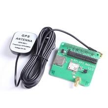 GPS добавить на GPS Shiled NEO-6 GPS модуль для Raspberry Pi