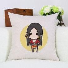 One Piece Monkey D Luffy Roronoa Zoro Nami Pillow Case