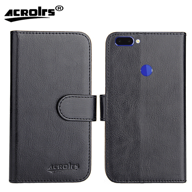 For Vernee Mix 2 Case 2017 6 Colors Dedicated Flip Leather Exclusive 100% Special Phone Cover Cases Card Wallet+Tracking