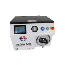 OCA laminating machine compatible for 12 inches screens built-in bubble defoam machine 220V 110V