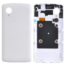 Best Original New Battery Door For LG Google Nexus 5 D820 D821 Back Housing Cover with Vibrator + NFC White Black Free Shipping