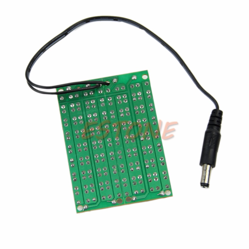Lâmpadas Led e Tubos luz 48 led piranha board Marca do Chip Led : See Information