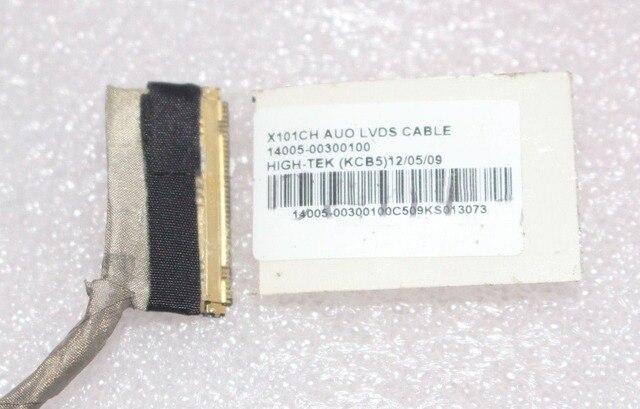 ЖК-видео кабель для Asus EeePC X101 X101H X101CH 14005-00300100