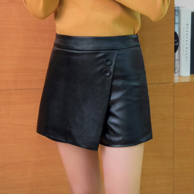 Popular Leather High Waisted Shorts-Buy Cheap Leather High Waisted ...