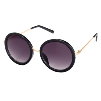 Fashion Women Round Sunglasses Shades Vintage Retro Eyewear