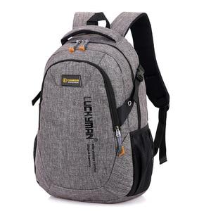 Men's Backpack Women Backpack Female School Bag For Teenagers Men Laptop Backpacks Men Travel Bags Large Capacity Student Bags(China)