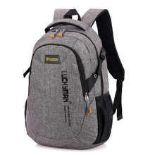 Men's Backpack Women Backpack Female School Bag For Teenagers Men Laptop Backpacks Men Travel Bags Large Capacity Student Bags - DISCOUNT ITEM  55% OFF All Category