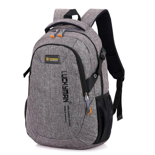 cc914391b924 Men s Backpack Women Backpack Female School Bag For Teenagers Men Laptop Backpacks  Men Travel Bags Large Capacity Student Bags