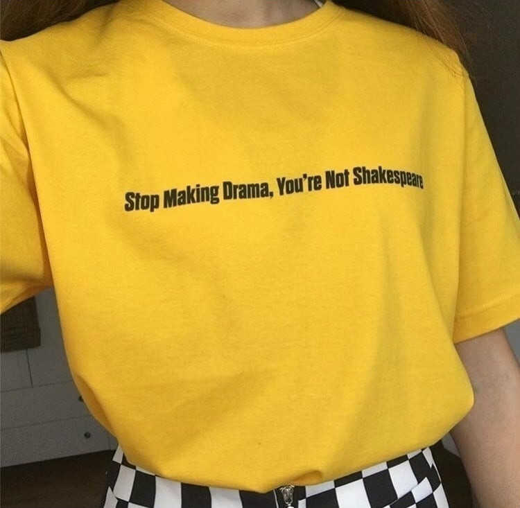 TRAGICALLY HIP Gordon Downie musique n/'est pas la même sans Gordon Downie T Shirt