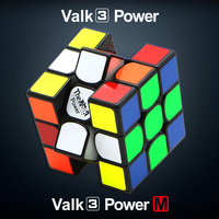 Mofangge Valk3 Power M Speed Puzzle Magnetic Cube Professional Funny Toys Cube Toy WCA Championship Cube
