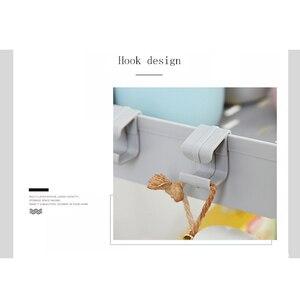 Image 5 - Magic Union quatre couches armoire étroite multifonctionnel Foor debout étagère pour cuisine salon salle de bain matelassé étagère de rangement
