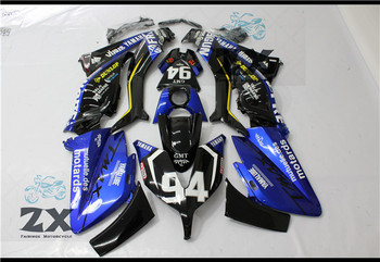 Complete Fairings For Yamaha TMAX 530 15 16 T-Max ABS Plastic Kit Injection Motorcycle Fairing Flat Black Kit colour feu led tmax 530
