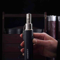1 Pc Honest Refillable Gas Lighters Torch 509 Windproof Cigarette Smoking Boutique Personality Called Portable Lighter
