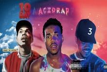 D883 Chance The Rapper Acid Rap Custom Silk Poster Art Print Canvas Painting Wall Posters