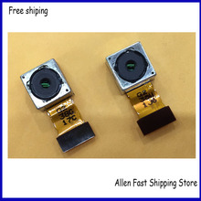 1 pcs Free Shipping,Original Back Camera Replacement For Sony Xperia Z2  D6503 Rear Camera With Flex Cable
