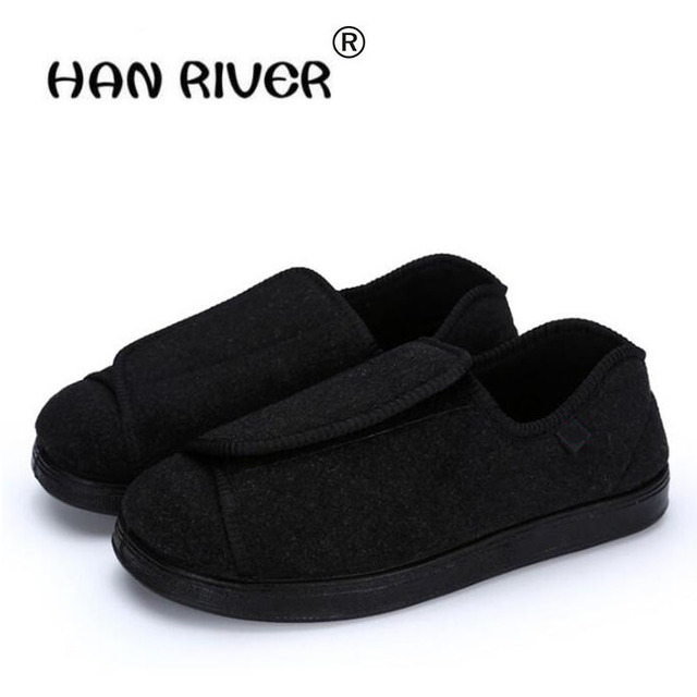 2018 Spring Autumn Hot Selling Men S Comfortable Diabetic Shoes For