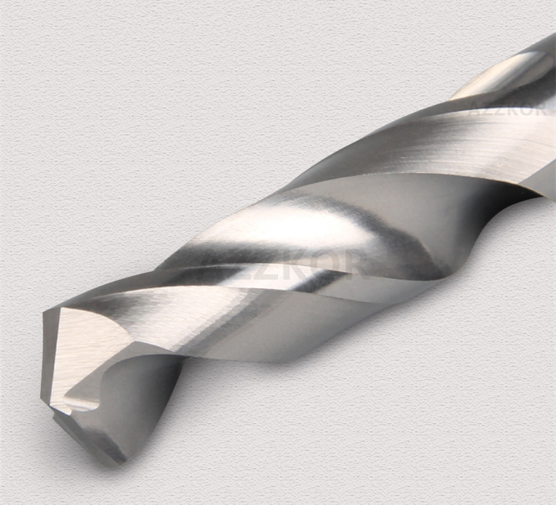 Solid Carbide Drill 80Mm 120Mm Long Length Tungsten Steel 1PCS CNC Hole Processing Coated 7.5mm 80mm