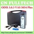 DHL Grátis! mais novo 3.0.3 ODIS VAS 5054 Ferramenta De Diagnóstico Mais Suporte UDS Protocolo com OKI Chip e Bluetooth VAS5054 Além Disso