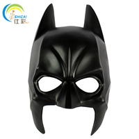 Batman mask dance mask Avengers movie theme wedding party decoration props grade resin mask Collector's Edition Free Shipping