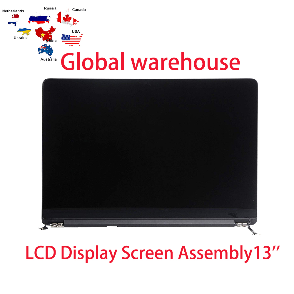 LCD LED Display Screen Assembly for Macbook Pro Retina 13'' A1502 661-02360 2015 EMC:2835