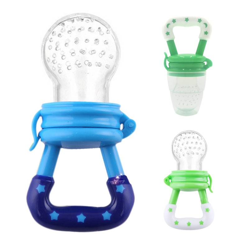 Baby Pacifier Fresh Food Milk Nibbler Feeder Kids Nipple Feeding Safe Baby Supplies Nipple Teat Pacifier Bottlesy13