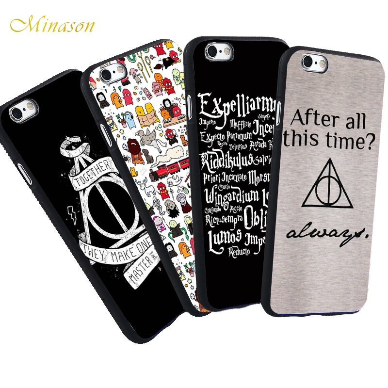 Worldwide delivery iphone 7 case harry potter quotes in NaBaRa Online