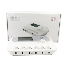 6 kanäle Hwato SDZ III Low Frequenz Electro Akupunktur Stimulator Akupunktur therapie nadel behandlung für Nerv und muskel