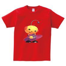 Детская футболка с рисунком аниме rolie polie olie kids футболки