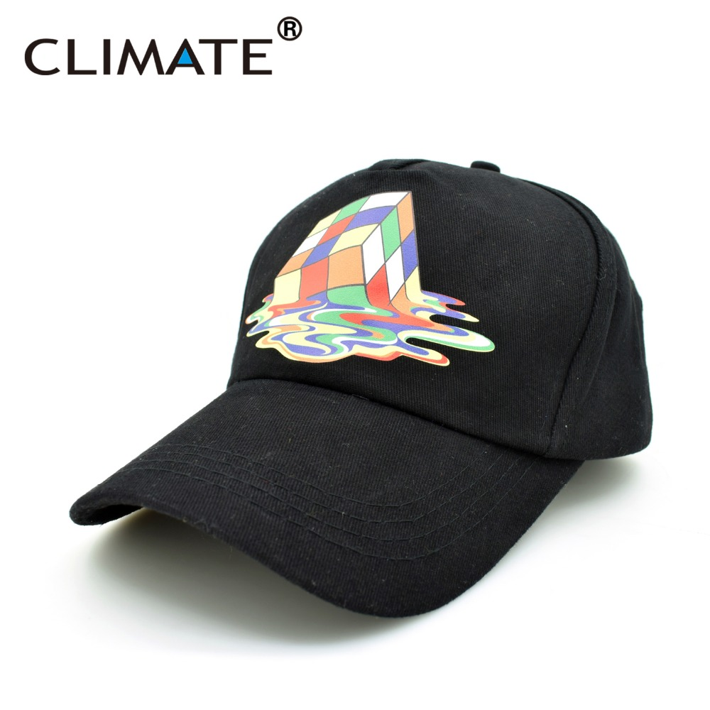 CLIMATE 2017 New Spring Rubik's Cube Fans The Big Bang Theory Baseball Caps Unisex Adult Men Women Leonard Sheldon Penny Hat купить