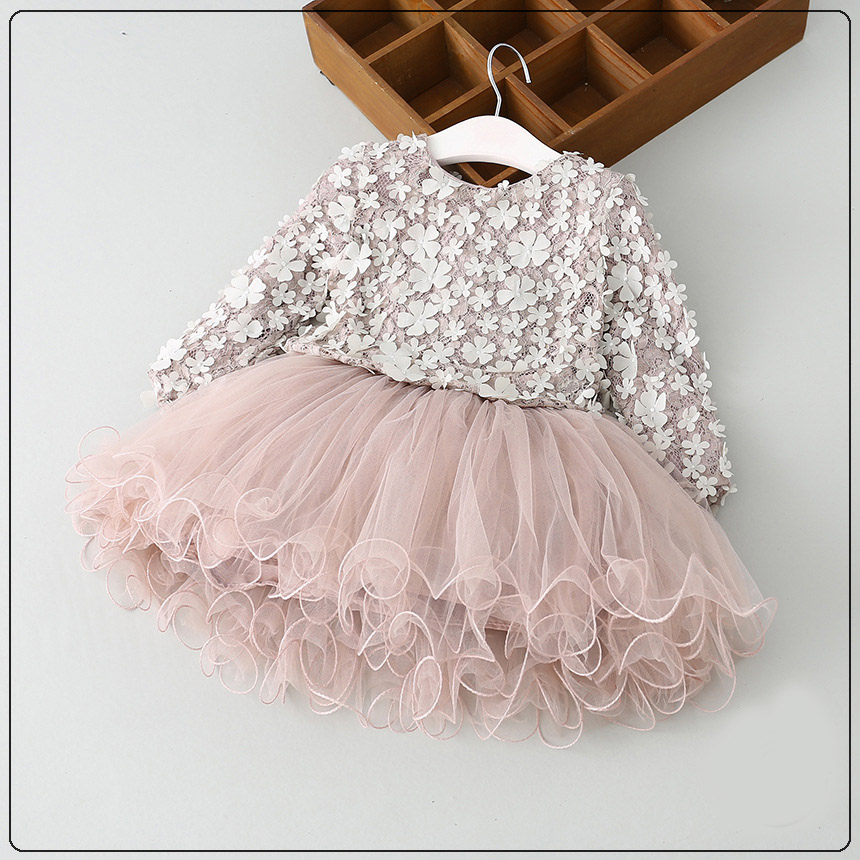 Baby Girls clothing sets New Kids Party tutu False two Dresses for Children clothing Spring 2-7y toddler girls petal dress Suits baby girl infant 3pcs clothing sets tutu romper dress jumpersuit one or two yrs old bebe party birthday suit costumes vestidos
