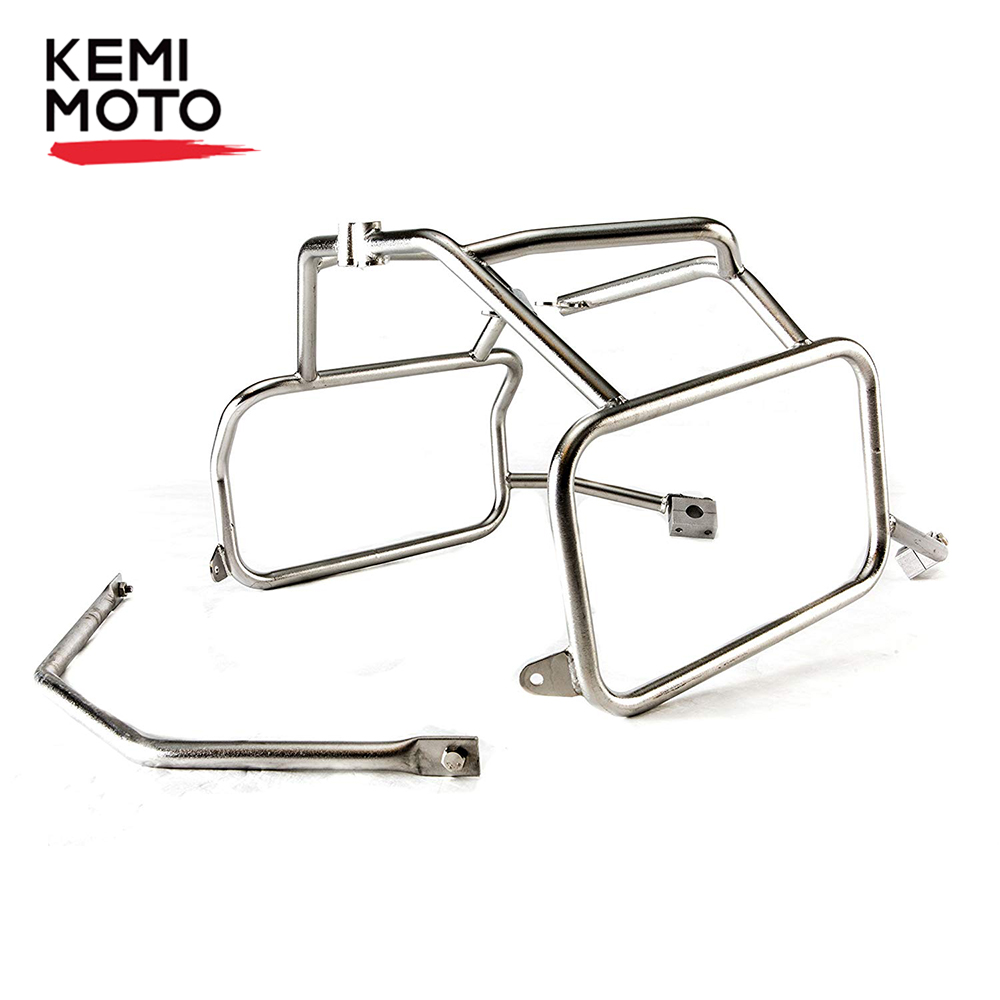 2013 2019 R1250GS R1200GS LC ADV Panniers Rack Stainless Steel For BMW R 1250 GS R