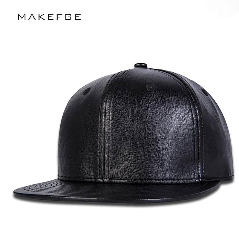 Snapback Baseball-Cap Chapeau Fashion-Brand Hats Hip-Hop-Caps Dad-Hat Black Solid Men