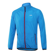 Windproof Long Sleeve Cycling Jacket